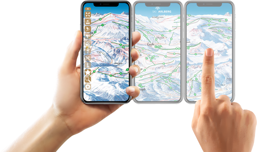 intermaps skimap iphone