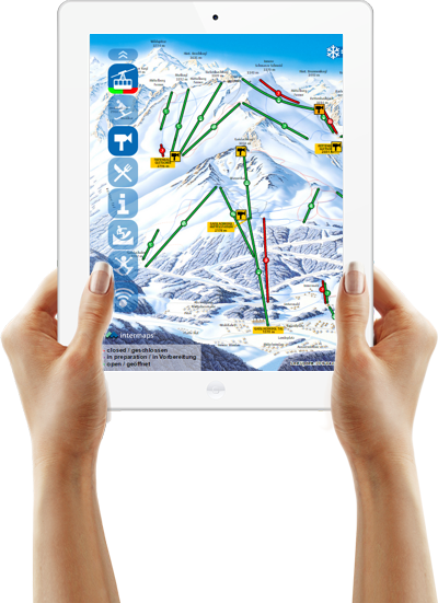 intermaps skimap ipad